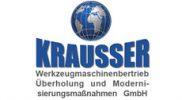 Krausser-Werkzeugmaschinenvertrieb-Überholung-und-Modernisierungsmaßnahmen-GmbH